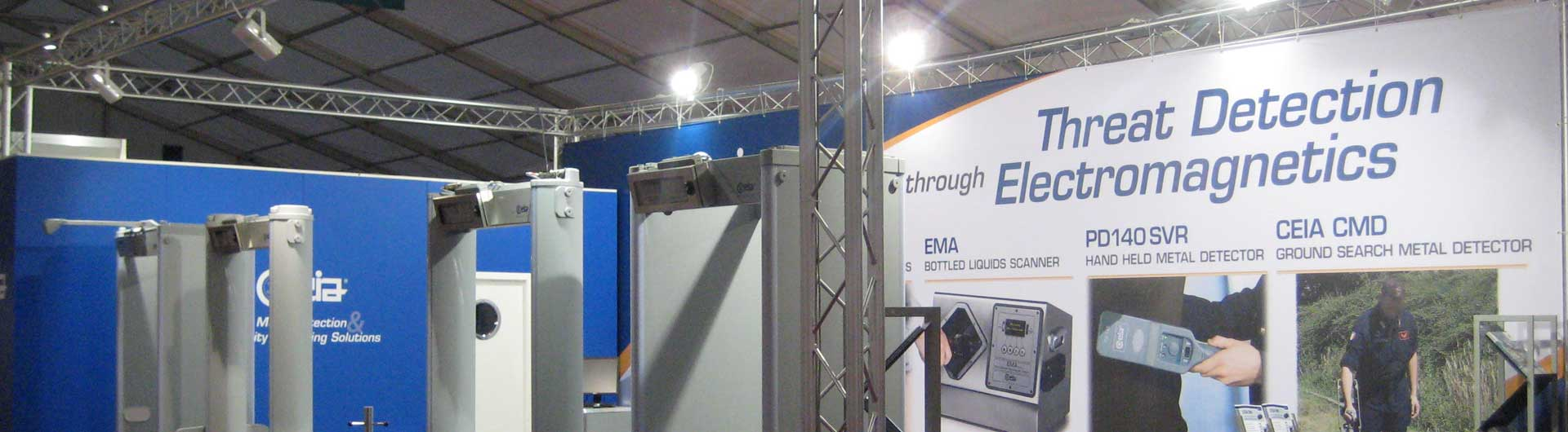 CEIA Exhibition Stand  Image